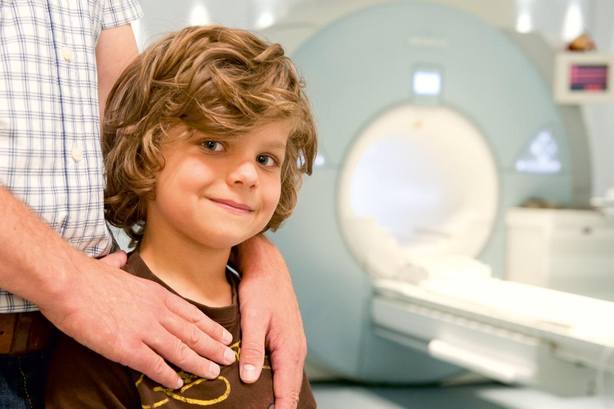 Pediatric MRI - Heidelberg University Hospital - مستشفى هايدلبرج الجامعي