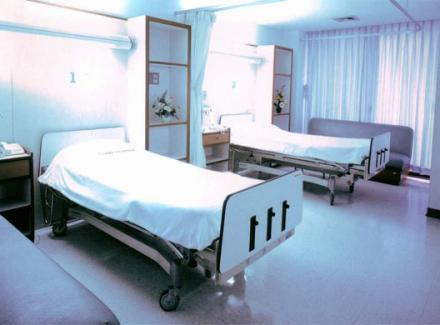 Patient's Room - Double Bed Room - Yanhee Hospital - مستشفى يانهي