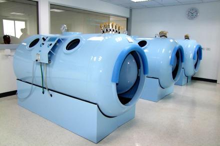 Hyperbaric Center - Yanhee Hospital - مستشفى يانهي