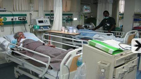 Medical Intensive Care Unit - Fortis Malar Hospital - مستشفى فورتيس مالار