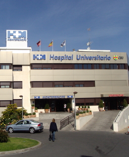 مستشفى Universitario HM Monteprincipe