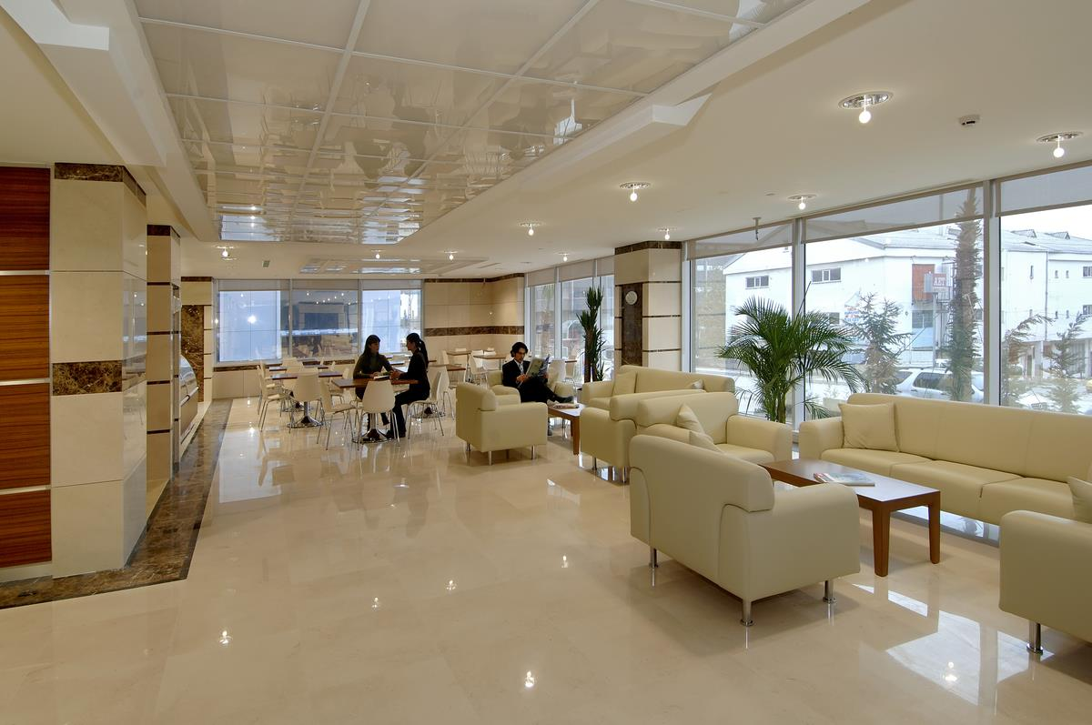 Hisar Intercontinental Hospital - مستشفى حصار إنتركونتيننتال