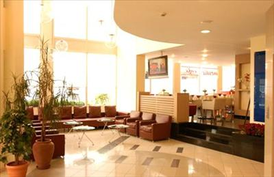 Waiting Area - Jinemed Hospital - مستشفى جينيميد