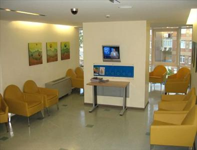 Waiting Lounge - Jinemed Hospital - مستشفى جينيميد